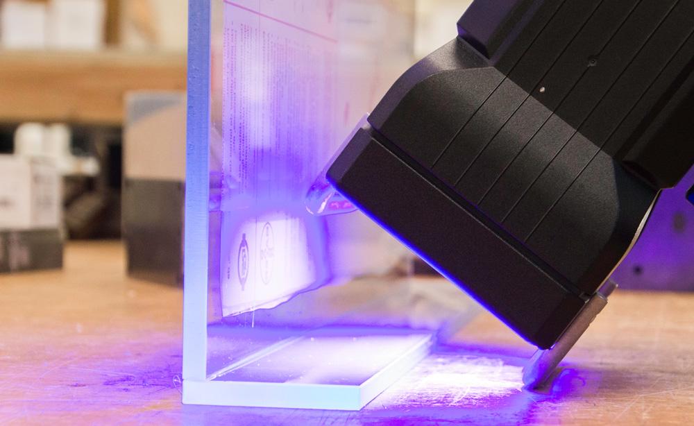 UV Curing Acrylic