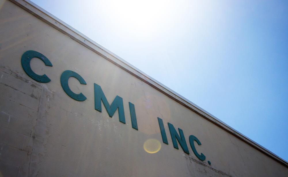 CCMI Plastics Building