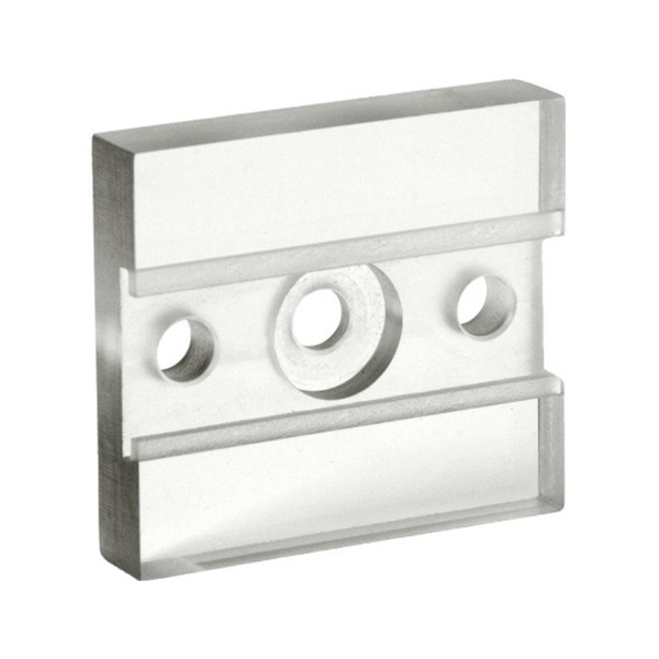 Mounting Block, Material: Polycarbonate
