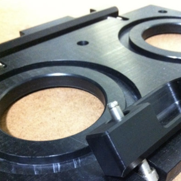 Machining/Fabrication/Assembly Component to a Air Filtration System, Material: Acetala