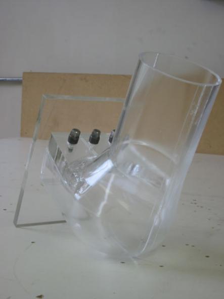 Acrylic Auto Part - CCMI Plastics